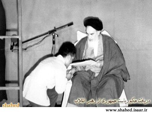 رئيس الجمهورية و الولي الفقيه  | عبد الله الشقليني